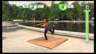 Cardio Challenge - Get Fit with Mel B - Wii Workouts