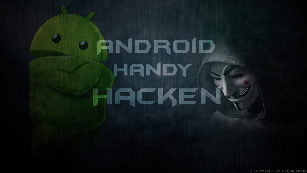 android handy mit pc hacken