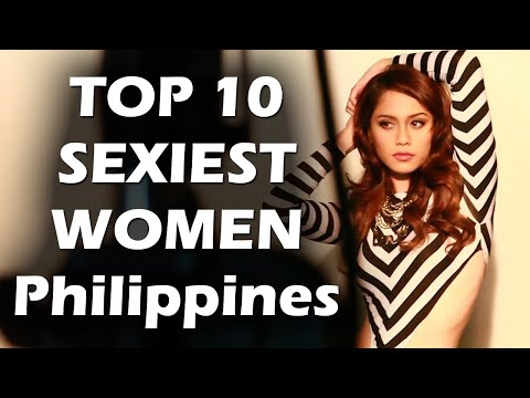 Top 10 Sexiest Women Philippines (FHM) 2016