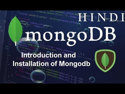 mongodb-tutorial-#1-introduction-and-installation-of-mongodb-(-हिन्दी)