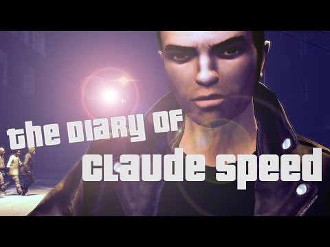 GTA IV: The Diary of Claude Speed