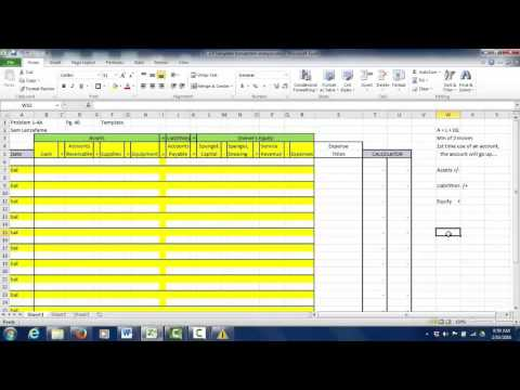 Accounting 1 Chapter 1 Transaction Analysis service company non corporation example