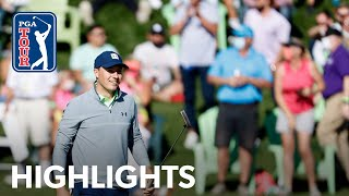 Jordan Spieth shoots 10-under 61 | Round 3 | Waste Management | 2021