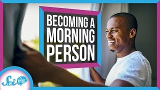 Can You Become a Morning Person?
