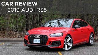 2019 Audi RS 5  | Car Review | Driving.ca