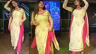Diamond Di Jhanjar | Teeje Week | Solo Girls Bhangra 2018