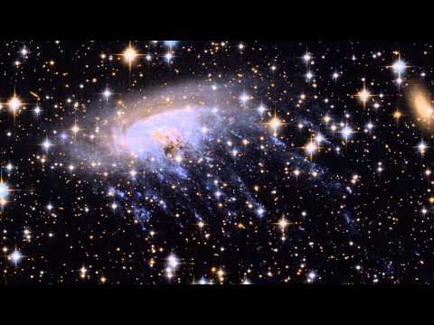 Cosmic Criminal Tears a Galaxy Apart | Hubblecast 72 | Hubble Space HD