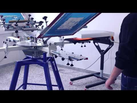 Polyprint's Texjet Plus Advanced DTG Printer - Screen & Digital Mix