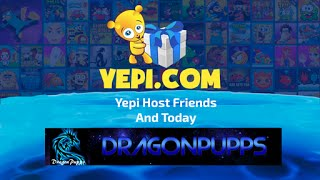 Yepi With Friends - Hosting DragonPupps playing our game 'Vex 3'