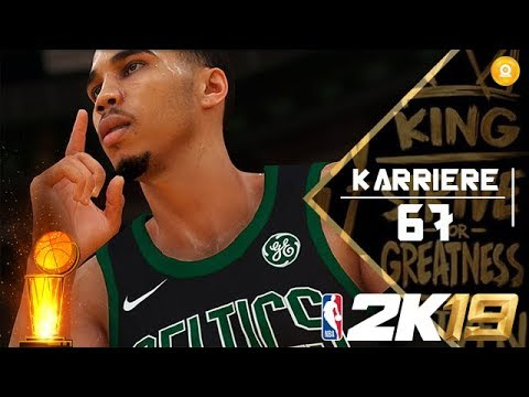 Playoffs: Im Duell Mit Jayson Tatum - NBA 2K19 [067] Lets Play | MyCareer
