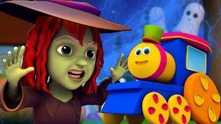 Bob kereta api lagu halloween untuk kanak-kanak Gembira halloween Bob Train Halloween Song