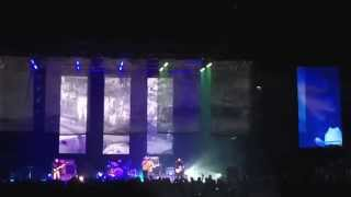 The Tragically Hip - Pigeon Camera - Rogers Arena Vancouver February 6th 2015