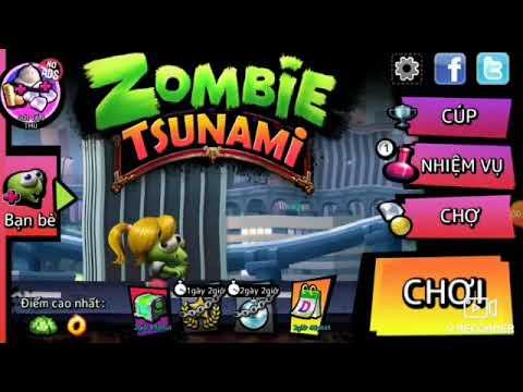 tai game zombie tsunami hack full kim cuong - Hướng dẫn hack game Zombie Tsunami hack vang kim cương mới