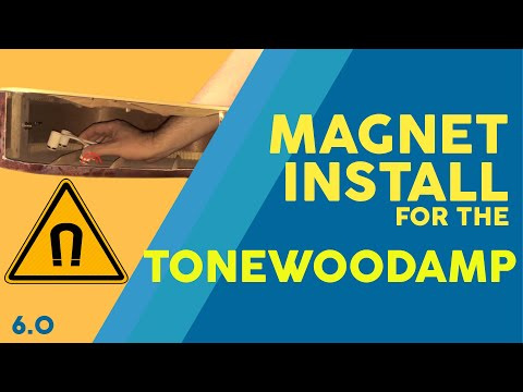 6.0 Neodynium Magnet Installation Tutorial