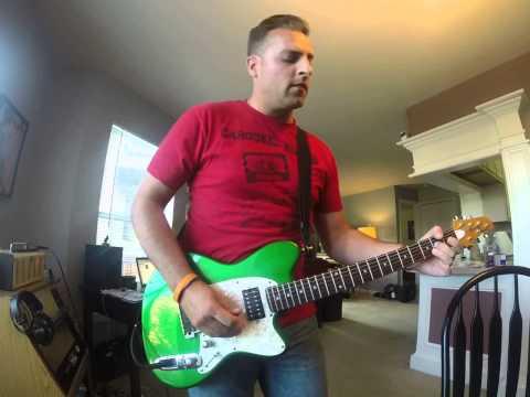 Banditos guitar cover