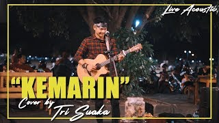 SEVENTEEN - KEMARIN (LIVE ACOUSTIC) COVER BY TRI SUAKA mp3