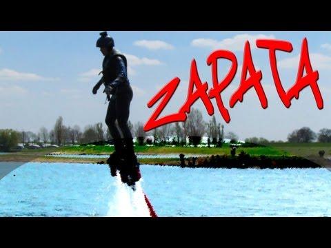 Zapata Flyboarden Eiland van Maurik.