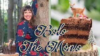 DEVIL'S FOOD CAKE | BOLO THE MÔNIO