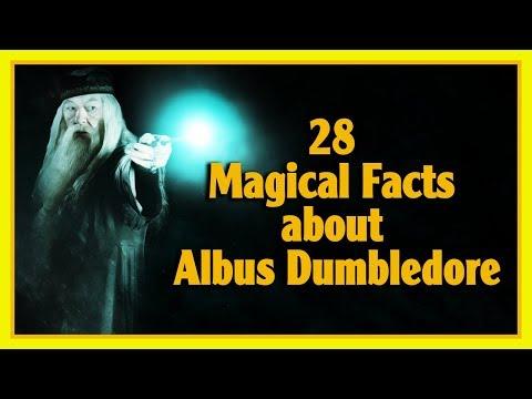 28 Magical Facts About Albus Dumbledore | Harry Potter | Pottermore
