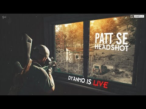 PUBG MOBILE LIVE WITH DYNAMO   SUBSCRIBER & SPONSORS GAMES TODAY   SUBSCRIBE & PLAY WITH ME