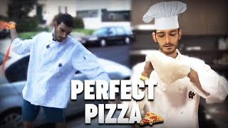 How To Make The Perfect Pizza With Ice Poseidon (ft. Sweet Erin)