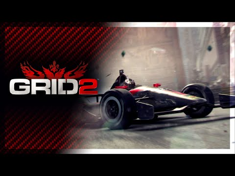 GRID 2 Uncovered - Live Gameplay ft. Indianapolis, Chicago, Barcelona and Drift