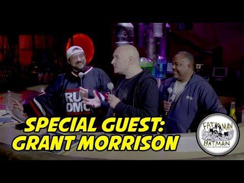 SPECIAL GUEST: GRANT MORRISON