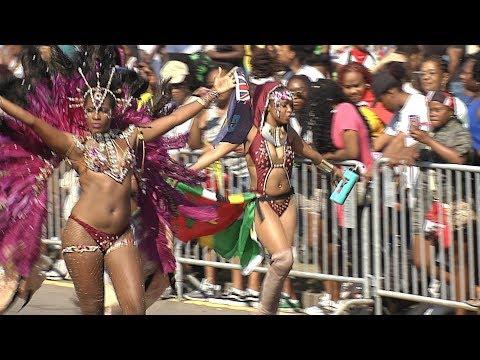 2019 Boston Carnival Parade CGTV