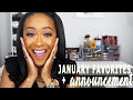 CHATTY JANUARY BEAUTY FAVORITES + HUGE ANNOUNCEMENT!!! | OPEN GIVEAWAY! ♡ Fayy Lenee Beauty