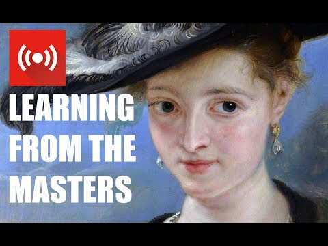 LEARNING FROM THE MASTERS - RUBENS- Exploring the style and technique of the Flemish Master
