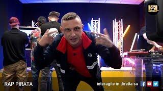 Baixar RAP PIRATA ☠️ LIVE SU HIP HOP TV 👊🏻📲