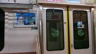 ダイヤ改正で廃止!! 常磐線だけ走る小田急4000形(上り列車) 亀有~綾瀬(終点)