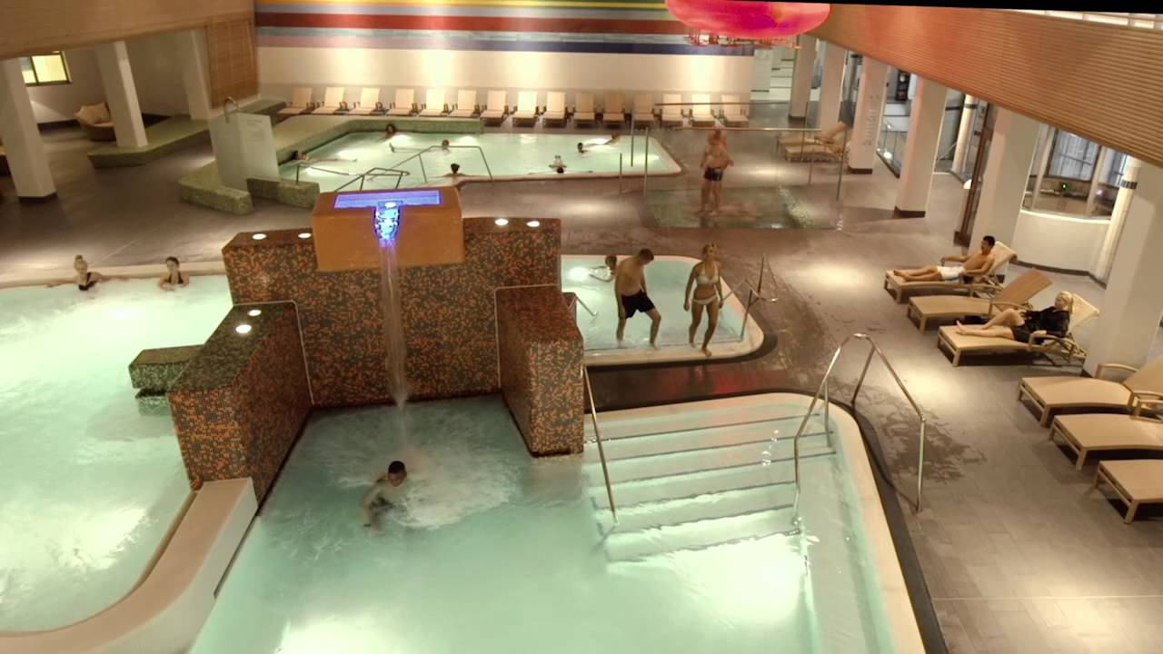Imagefilm Der Vitasol Therme Youtube