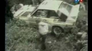 Rally crash 80' 90'