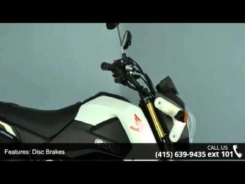 2015 Honda Grom 125  - SF Moto - San Francisco, CA 94103
