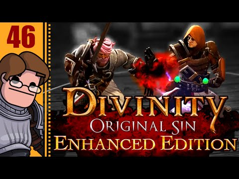 Let's Play Divinity: Original Sin Enhanced Edition Co-op Part 46 - Fumble