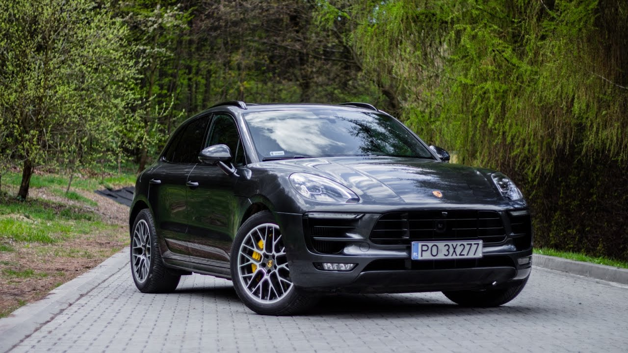 2018 Porsche Macan Turbo With