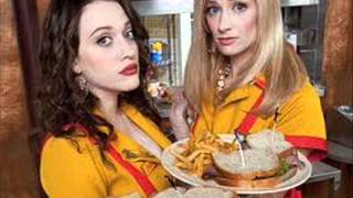 2 Broke Girls (opening theme song )