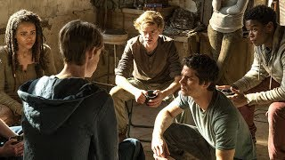 """Maze Runner The Death Cure NEW CLIP """"In The Maze"""" + Trailers"""