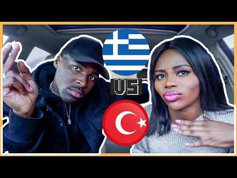 REACTION  TURKEY 🇹🇷vs GREECE 🇬🇷 Rap/ Hip Hop/ RnB/ Pop