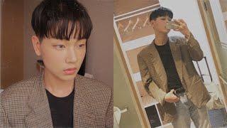 [GRWM+VLOG] 최애템으로 인생 데일리 메이크업 같이준비해요! + 남자 패션 코디 feat.동묘 패션st  |  화니HWAN'E