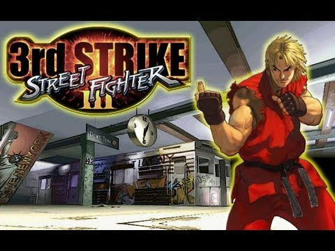 """Street Fighter III 3rd Strike Online Edition """" Ken Ranked Matches On Xbox 360 """""""