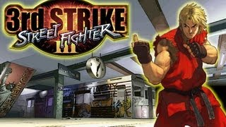 "Street Fighter III 3rd Strike Online Edition "" Ken Ranked Matches On Xbox 360 """