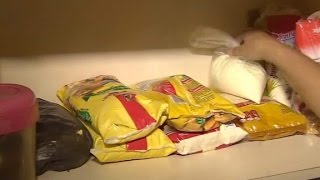 Venezuelans cope with food shortage