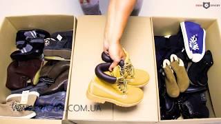 видео Сток женская обувь для зимы.