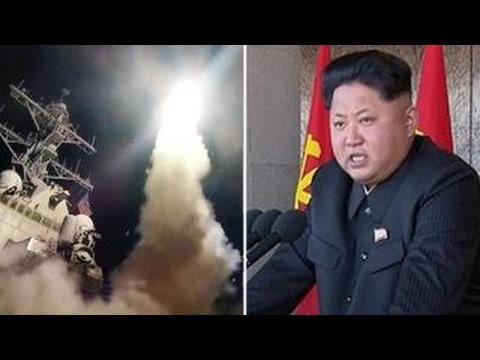 Syria strike sends powerful message to North Korea