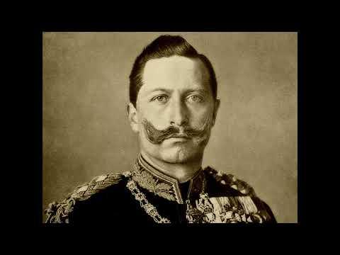 Kaiser Wilhelm II. Aufruf an das deutsche Volk 1914