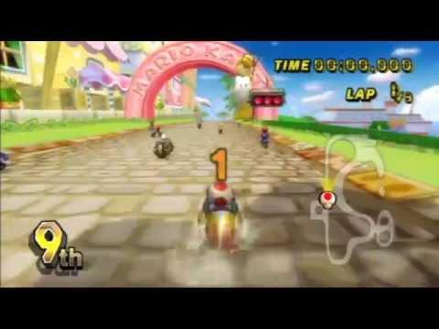 BEST Wii GAMES - Mario Kart Wii
