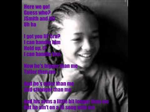 Lyrics to will smith