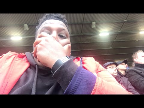 Manchester United V Wolves  MATCHDAY VLOG #4  Pathetic Performance!